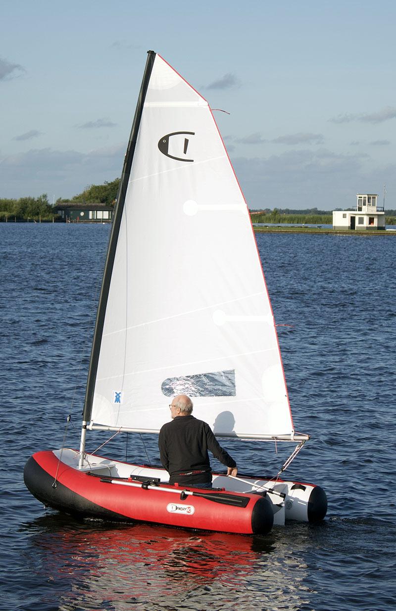 DinghyGo sail-kit upgrade 4.8m2