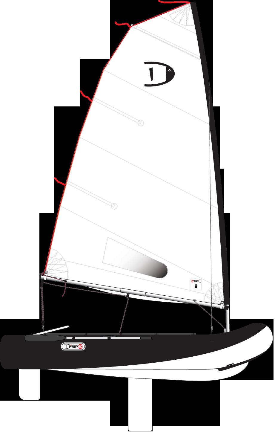 DinghyGo Orca (delivery March 2020)